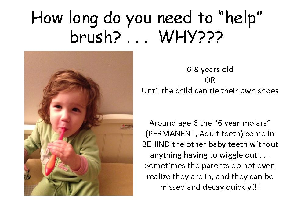 How Long to Brush